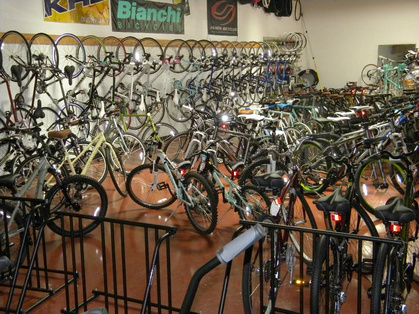 Bikes Vacaville Velo Wrench Bike Shop is fully